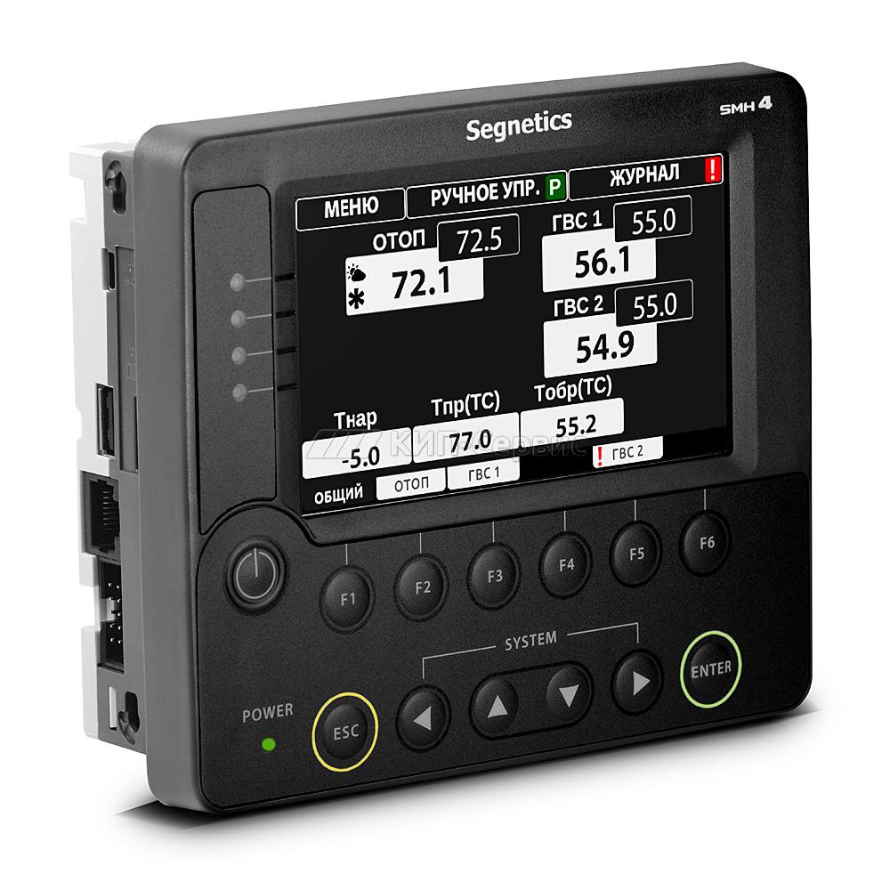Контроллер отопления и ГВС для ИТП SMH4-0011-00-0* СХЕМА 2(М2)