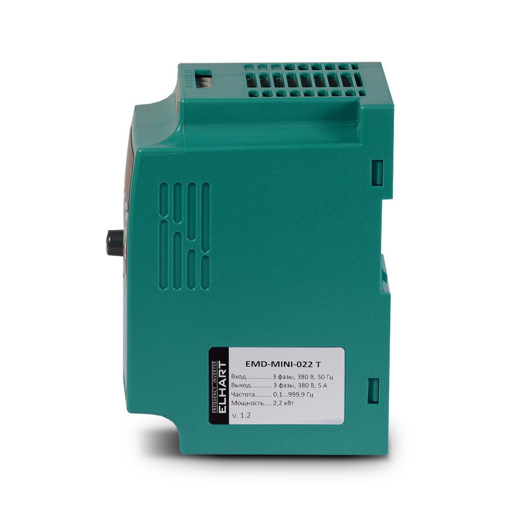 Преобразователь частоты ELHART EMD-MINI – 022 T