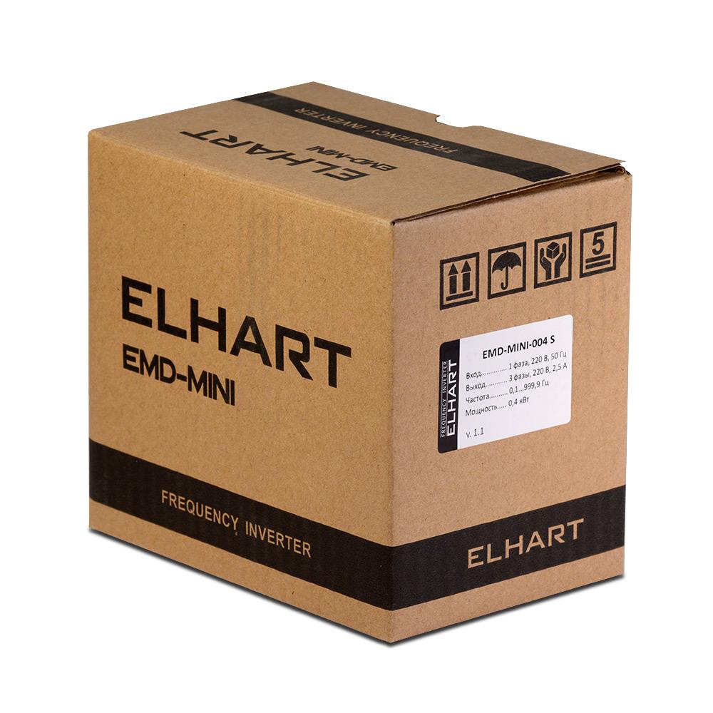 Преобразователь частоты ELHART EMD-MINI – 004 T