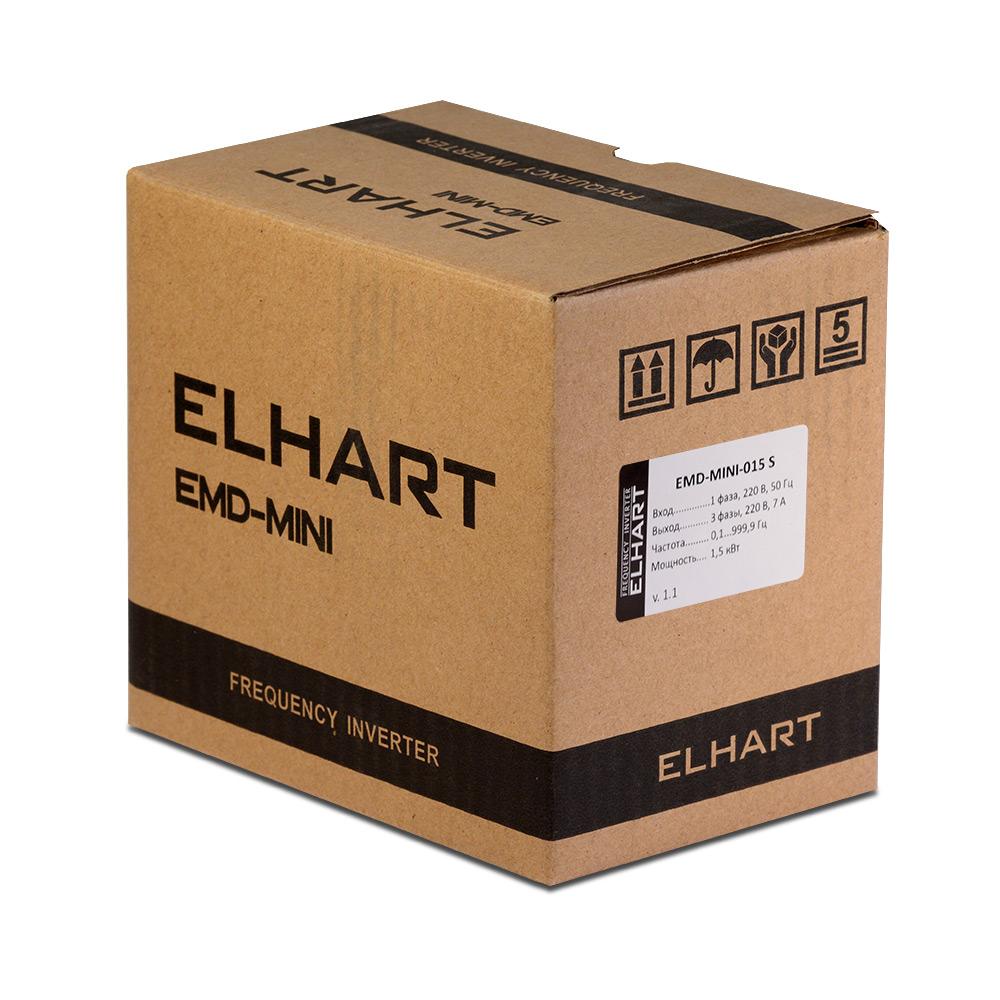 Преобразователь частоты ELHART EMD-MINI – 015 S