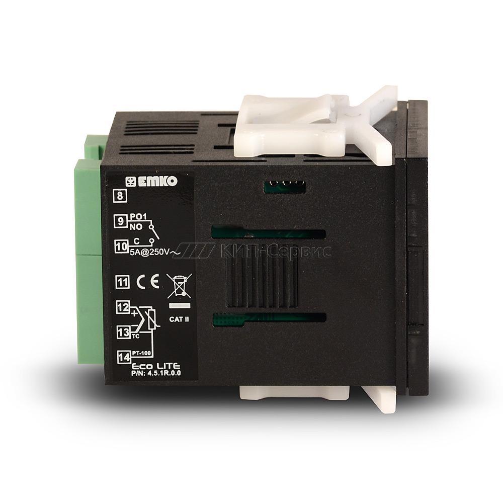 Измеритель-регулятор температуры Eco LITE.4.5.1R.0.0