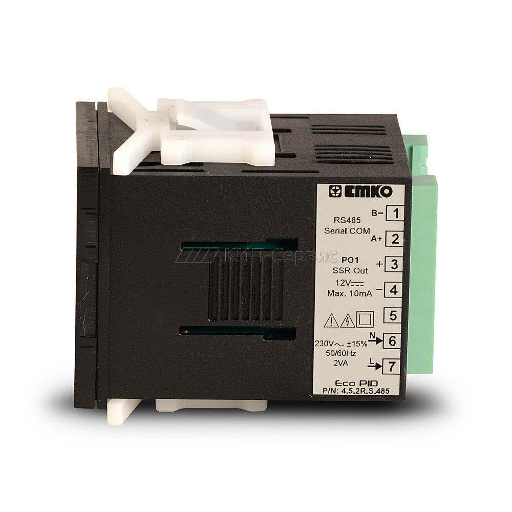 ПИД-регулятор температуры Eco PID.4.5.2R.S.485