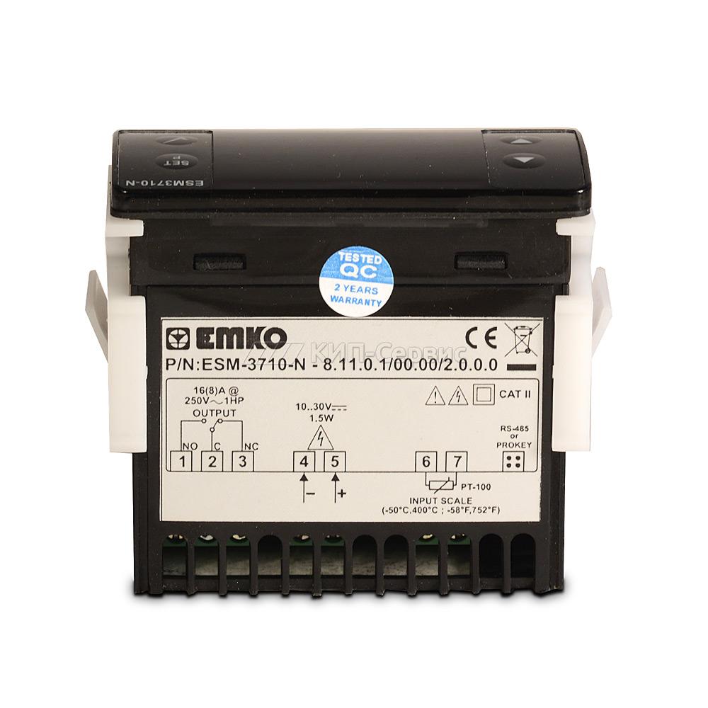 Регулятор-измеритель температуры ESM-3710-N.8.11.0.1_00.00_2.0.0.0