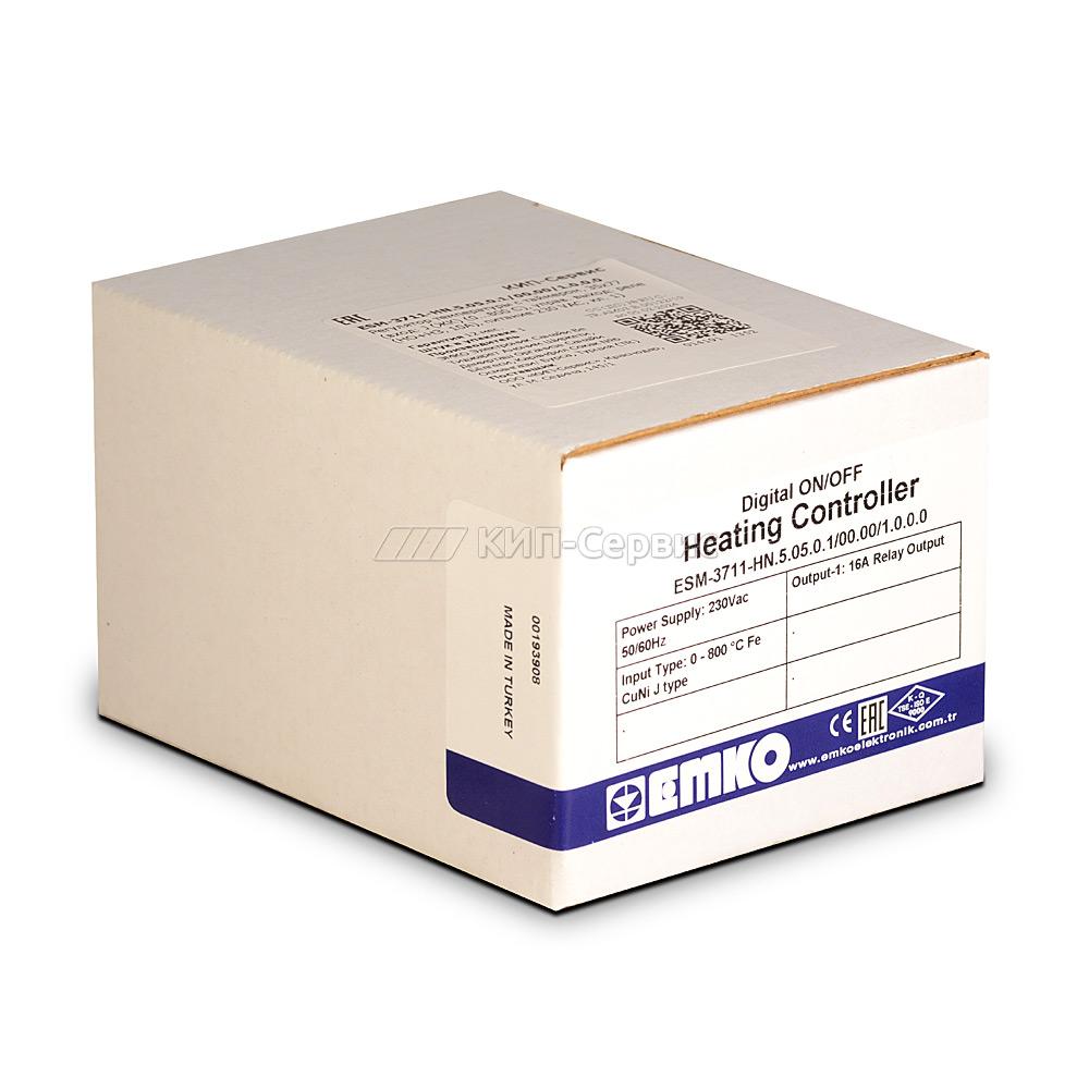 Регулятор температуры с таймером ESM-3711-HN.5.05.0.1_00.00_1.0.0.0