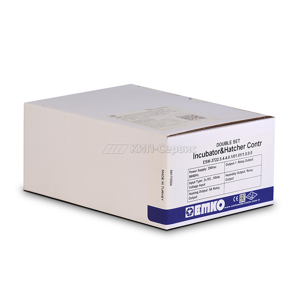 Регулятор температуры и влажности ESM-3722.5.4.4.0.1_01.01_1.0.0.0