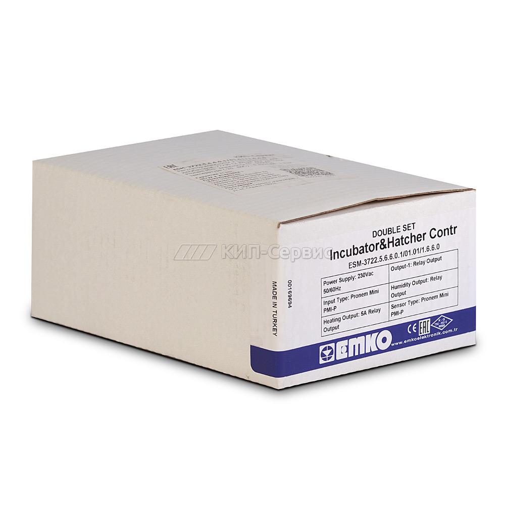 Регулятор влажности и температуры ESM-3722.5.6.6.0.1_01.01_1.6.6.0