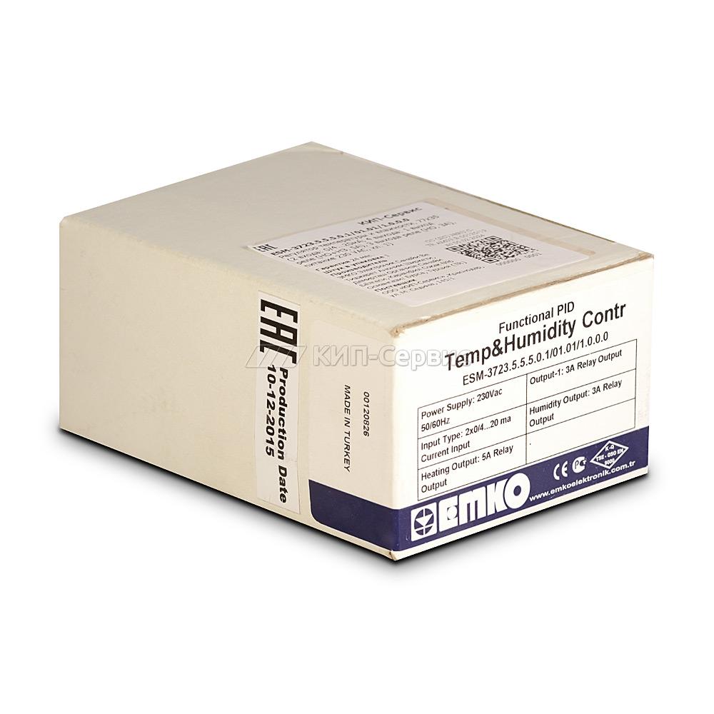 Регулятор температуры и влажности ESM-3723.5.5.5.0.1_01.01_1.0.0.0