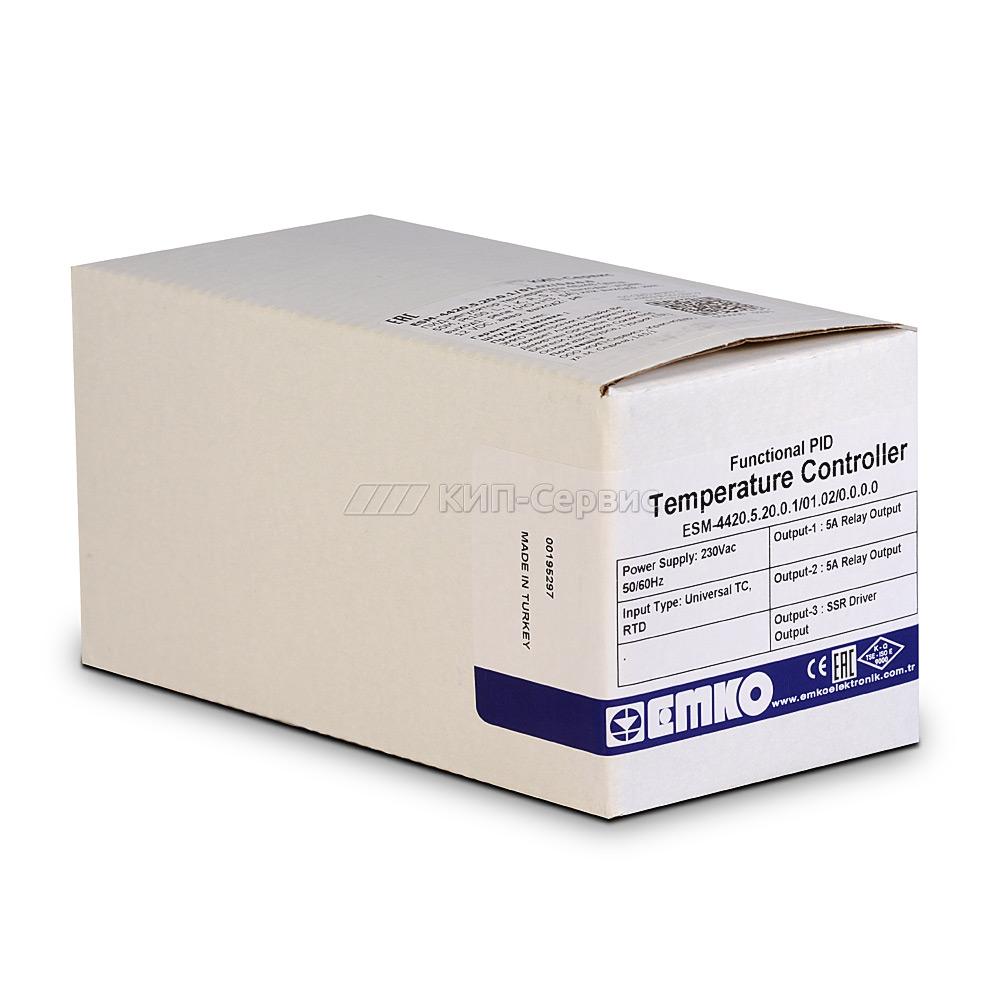 ПИД-регулятор температуры ESM-4420.5.20.0.1_01.02_0.0.0.0