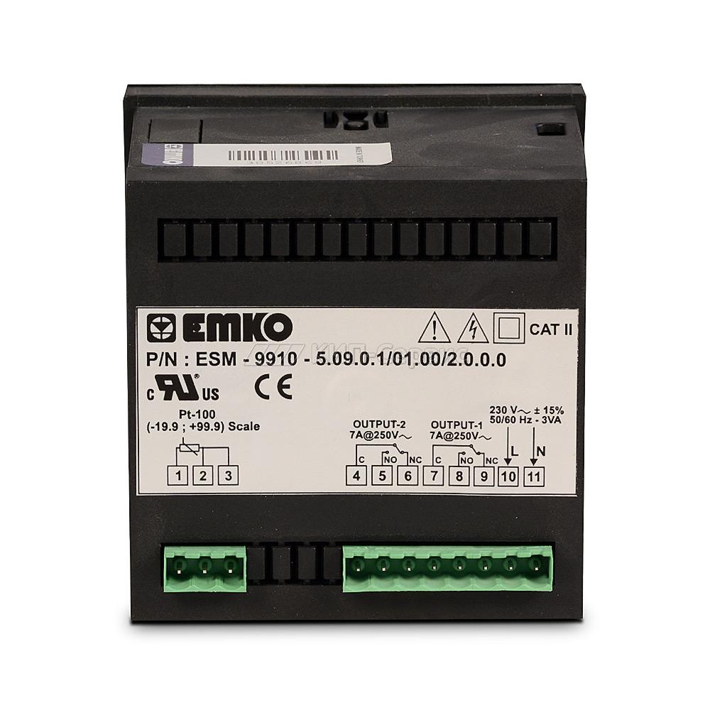 Измеритель-регулятор ESM-9910.5.09.0.1_01.00_2.0.0.0