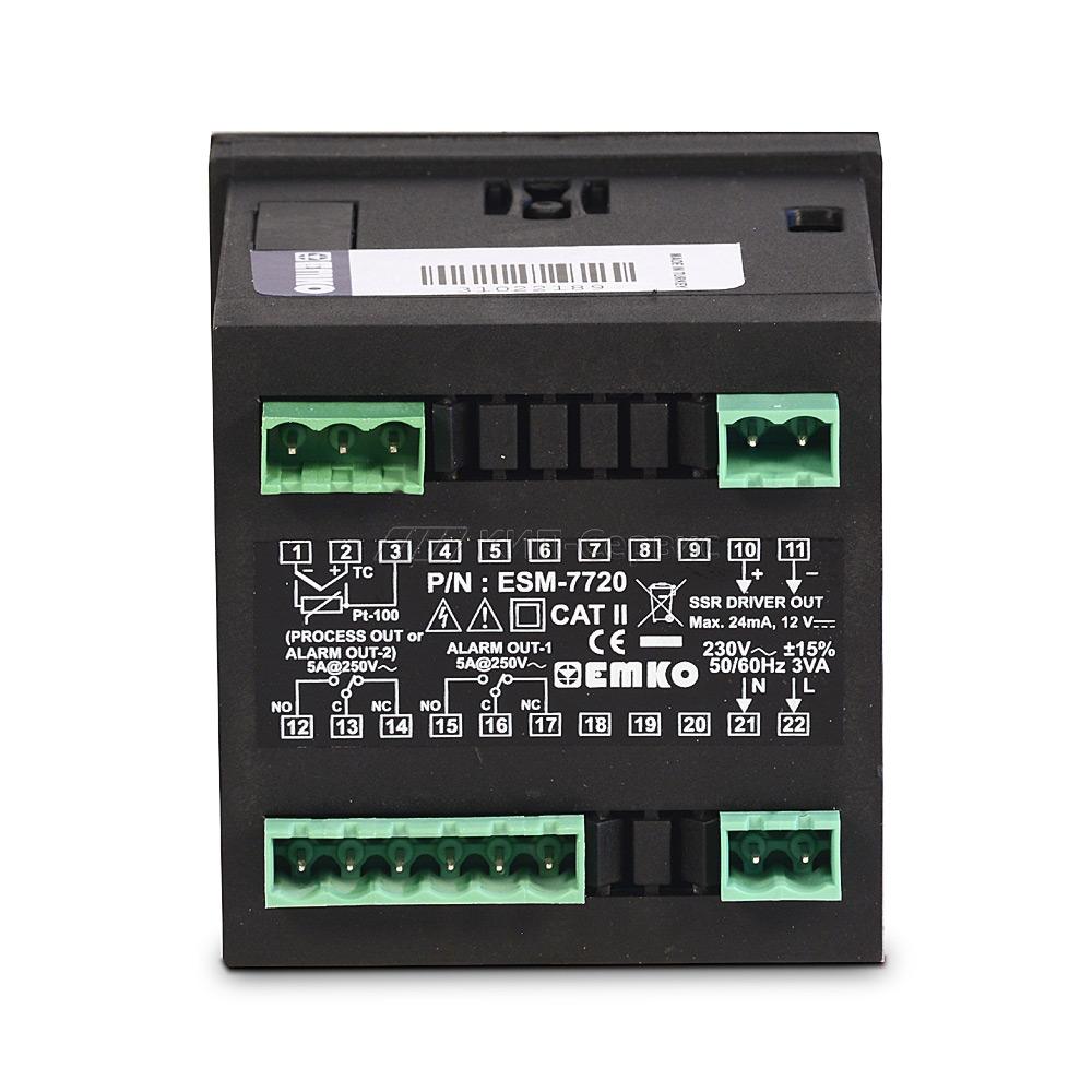 ПИД-регулятор температуры ESM-7720.5.20.0.1_01.02_0.0.0.0