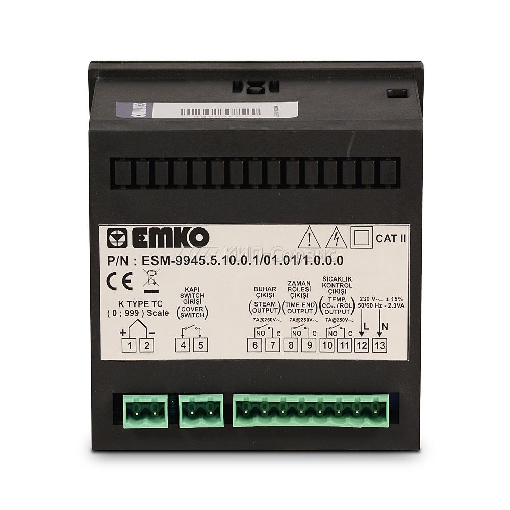 Контроллер управления печью ESM-9945.5.10.0.1_01.01_1.0.0.0