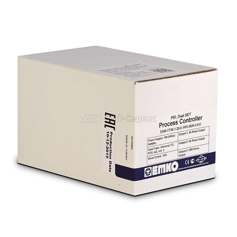 ПИД-регулятор ESM-7730.1.20.0.1_01.02_0.0.0.0