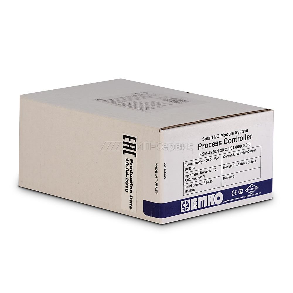 ПИД-регулятор для КЗР ESM-4950.1.20.2.1_01.00_0.0.0.0