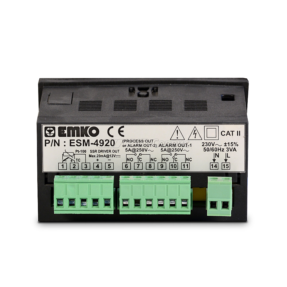 ПИД-регулятор температуры ESM-4920.5.20.0.1_01.02_0.0.0.0