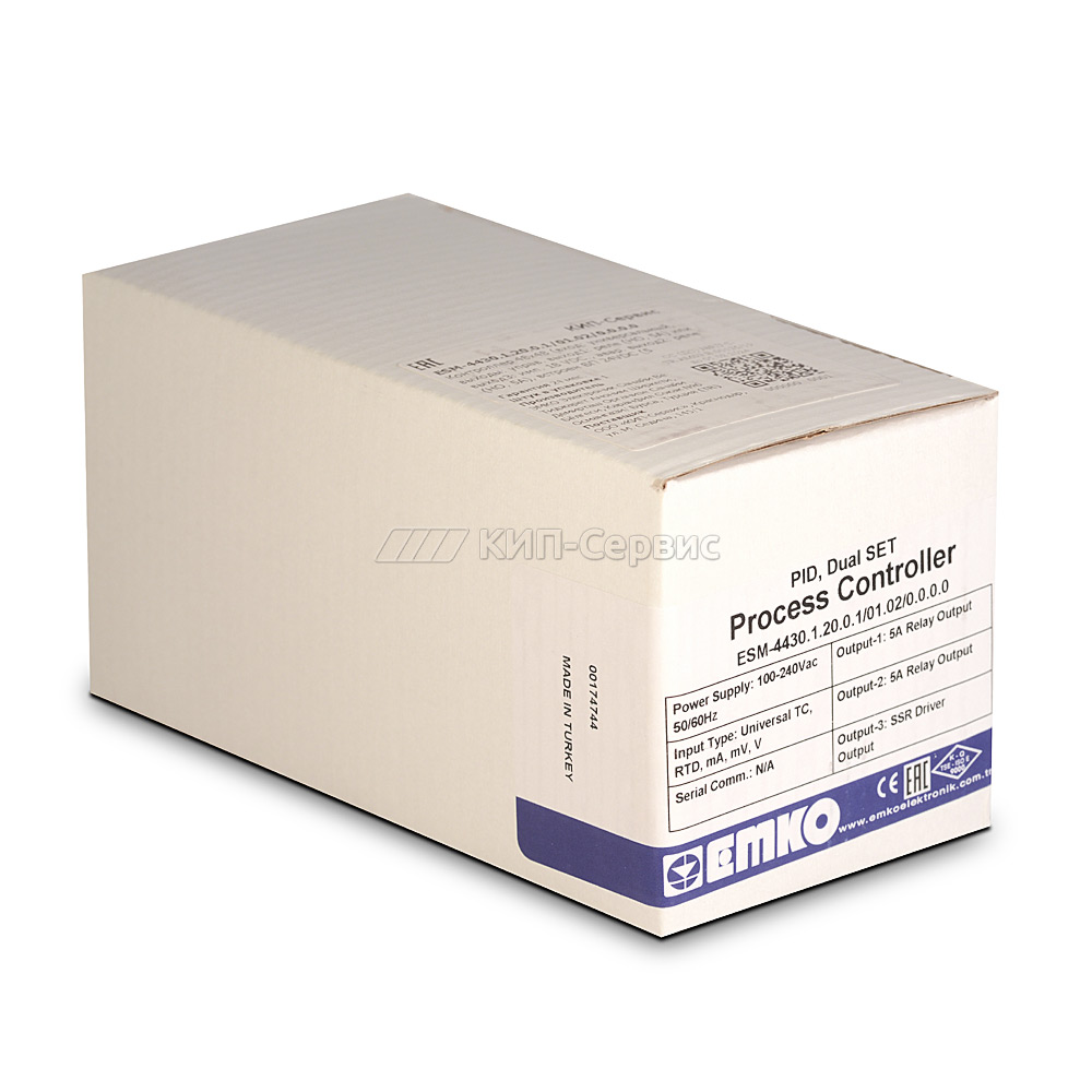 Контроллер ESM-4430.1.20.0.1_01.02_0.0.0.0