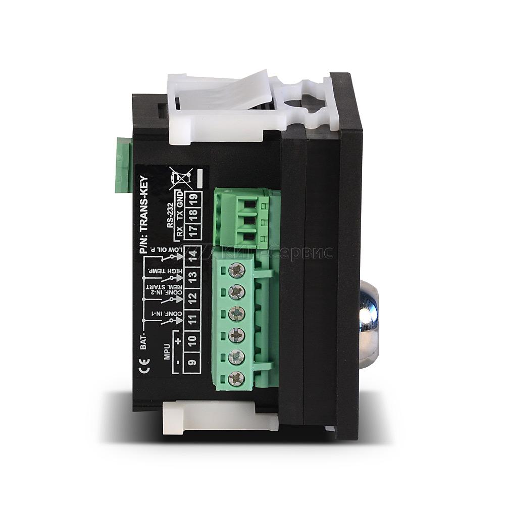 Контроллер управления генератором TRANS-KEY.DISP