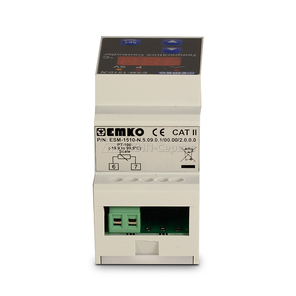 Измеритель-регулятор температуры ESM-1510-N.5.09.0.1/00.00/2.0.0.0