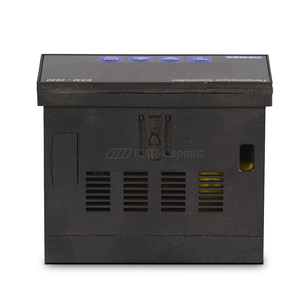 ПИД-регулятор температуры ESM-4920.5.20.0.1/01.02/0.0.0.0