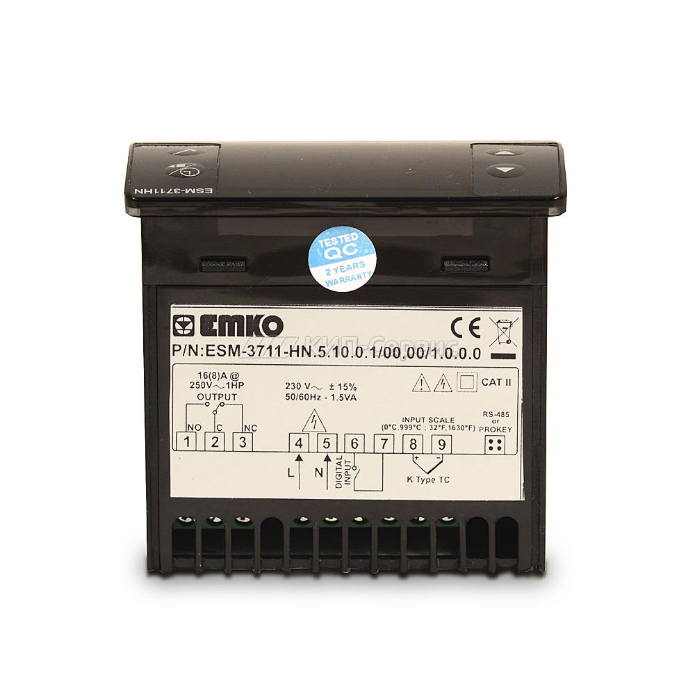Регулятор температуры с таймером ESM-3711-HN.5.10.0.1/00.00/1.0.0.0