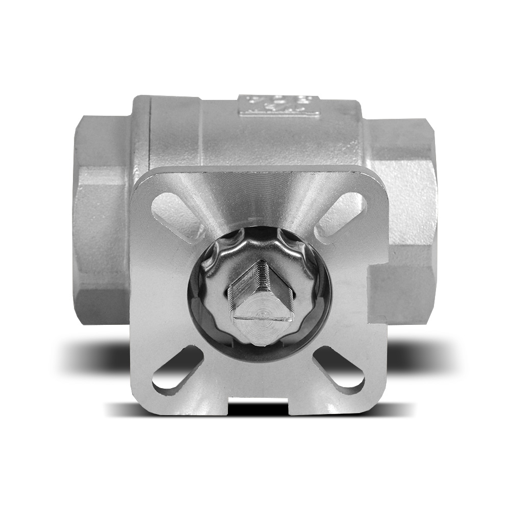 Клапан шаровой BAV-S304-2P-T-040