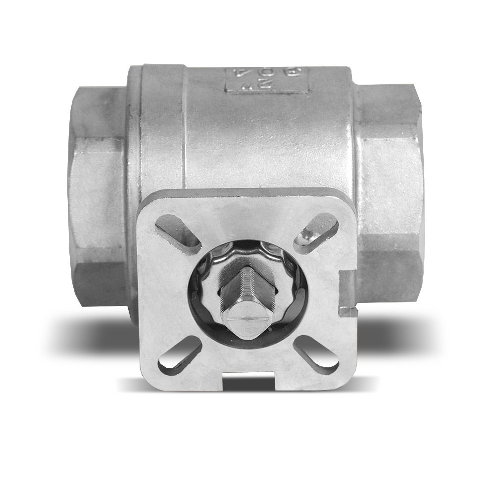 Клапан шаровой BAV-S304-2P-T-050