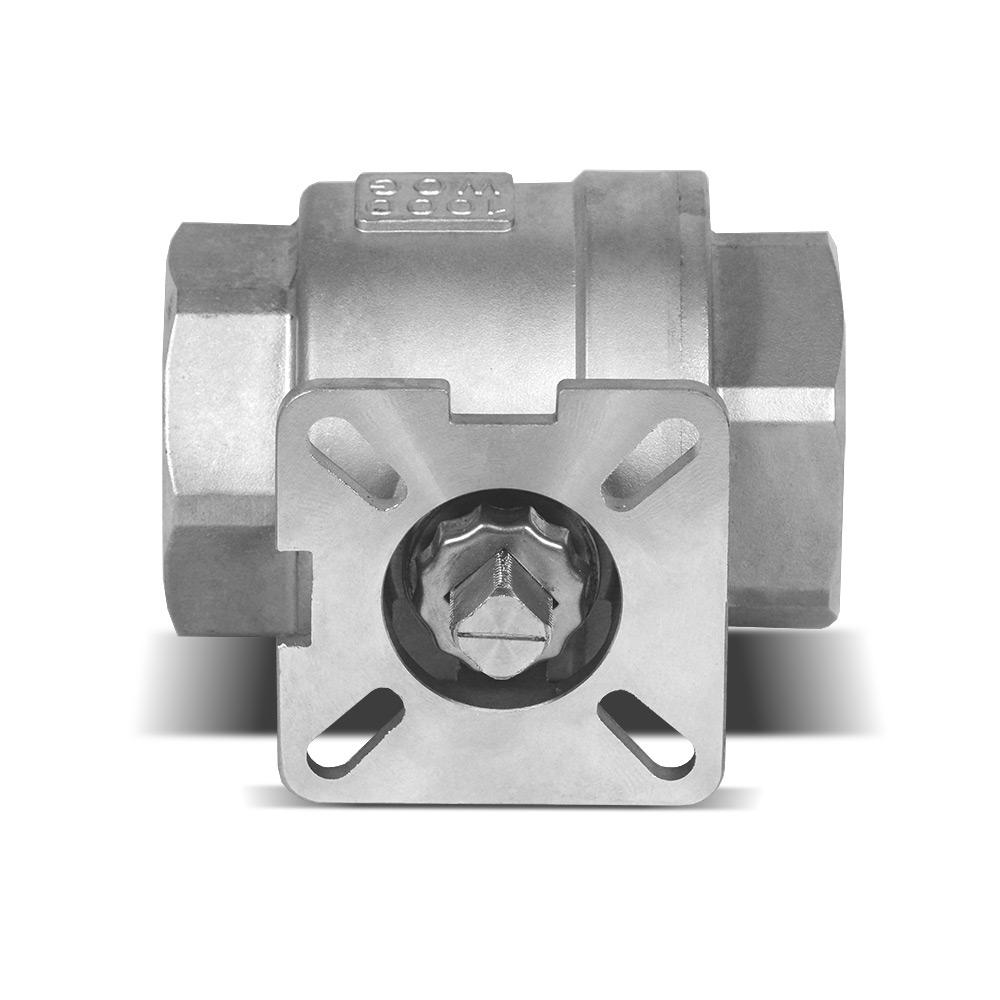 Клапан шаровой BAV-S304-2P-T-065
