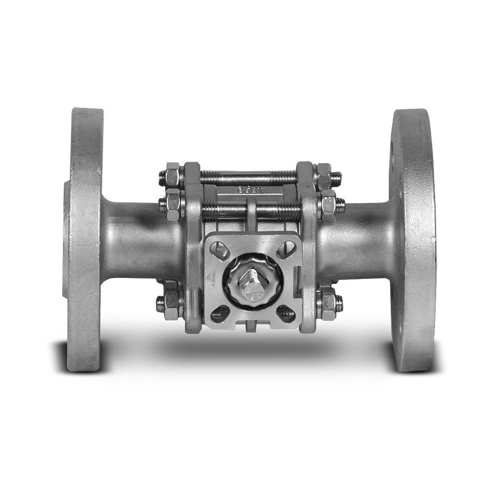 Клапан шаровой BAV-S304-3P-F-032