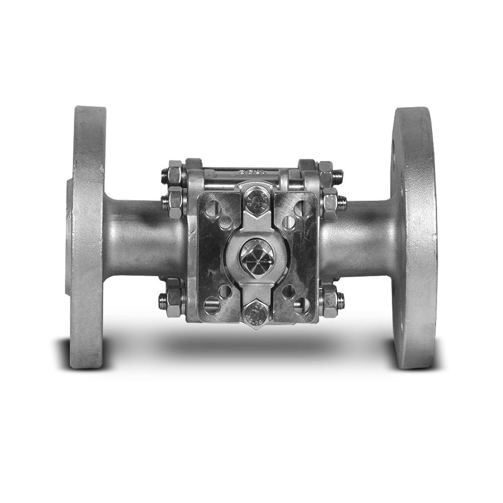 Клапан шаровой BAV-S304-3P-F-040