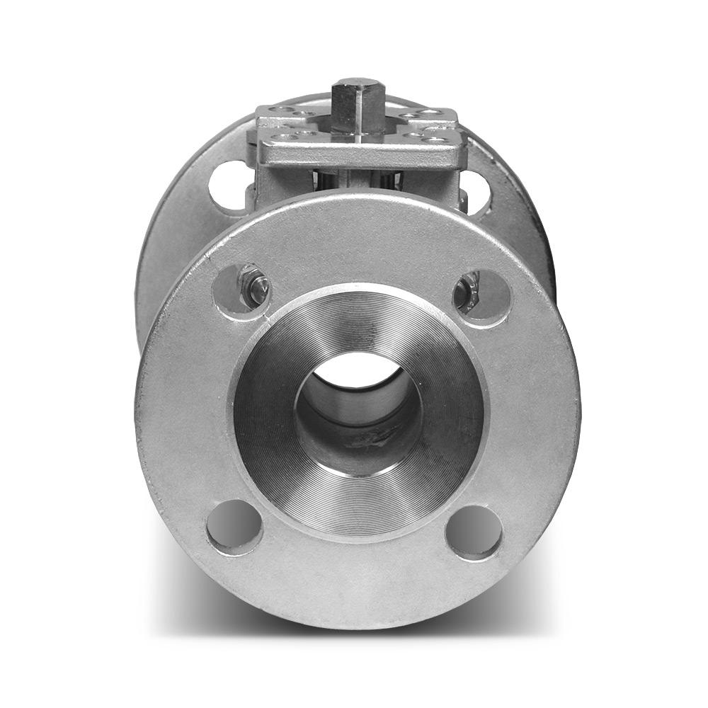 Клапан шаровой BAV-S304-3P-F-050